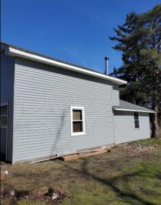 Siding Project by D Allen And Sons -Garage - After