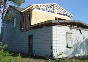 Dallen And Sons - Roofing & Siding Project-Before