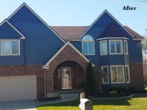 Siding Installation By DAllen and Sons - After